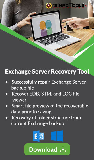 MS Exchange Server Backup Recovery
