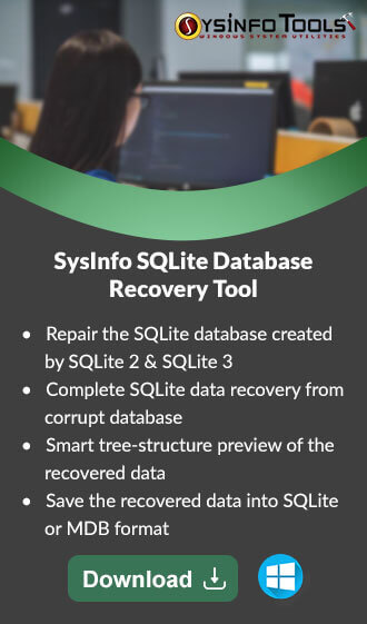 SQLite File Recovery