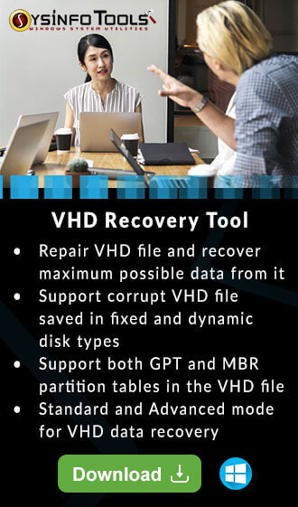 VHD Password Recovery