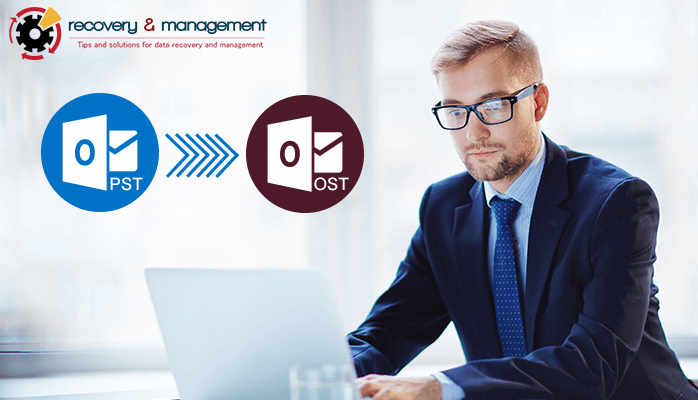 Free Techniques to Import PST file to OST in MS Outlook