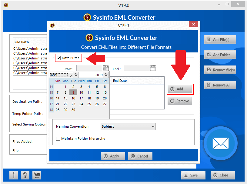 How to Download EML File Converter and Convert EML to MBOX
