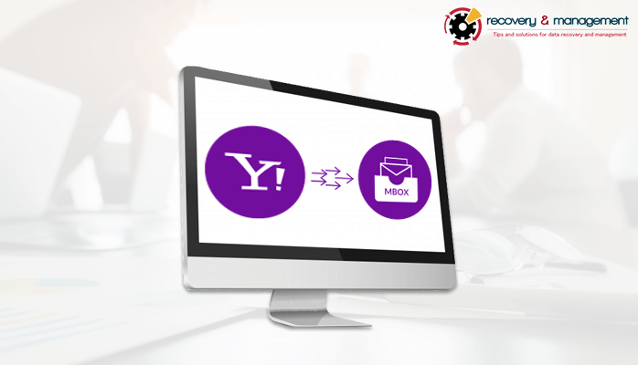 Yahoo to MBOX Conversion