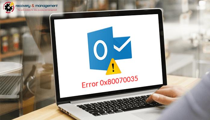 outlook-error-code-0x80070035