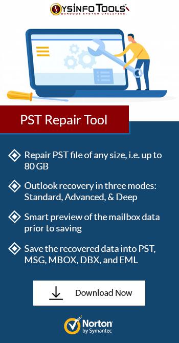 PST Repair Tool