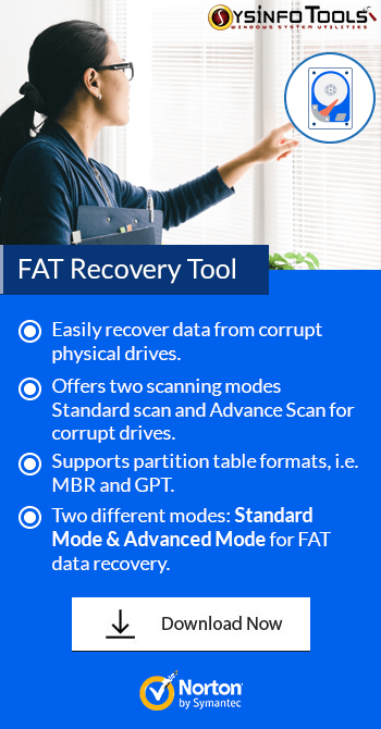 FAT Recovery Tool