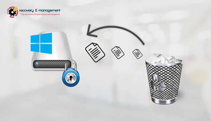 Recover Formatted BitLocker Encrypted Drive
