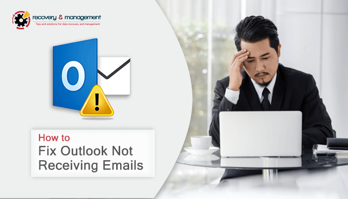Outlook Mail Receiving Problem