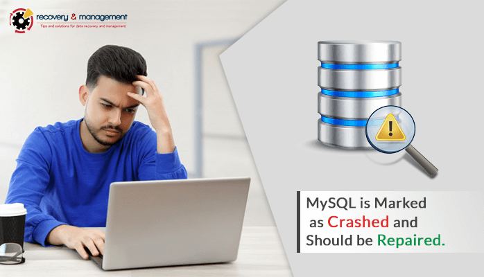 Recover Crashed tables of MySQL