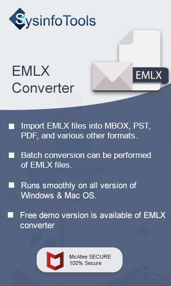 EMLX Converter Tool