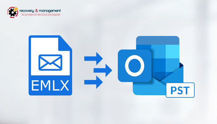 How to Convert the File from EMLX to PST in 2020