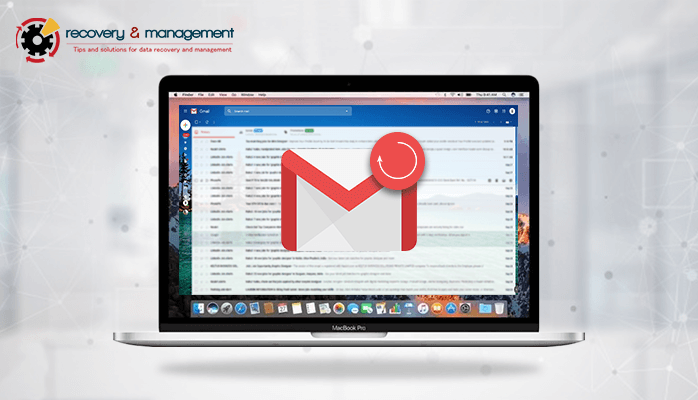 Gmail backup tool for Mac