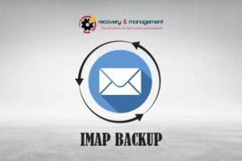 backup imap email