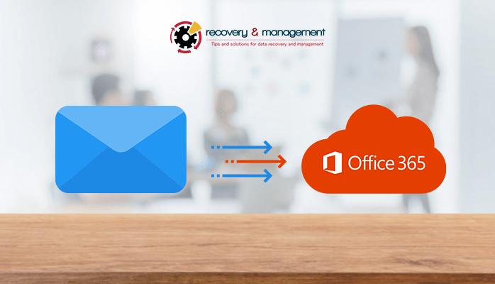 convert IMAP to office 365