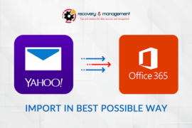 how to import yahoo mail to outlook 365