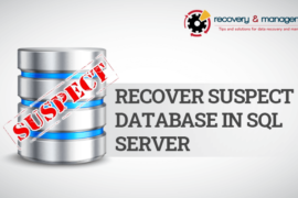 how-to-recover-suspect-database-in-sql-server