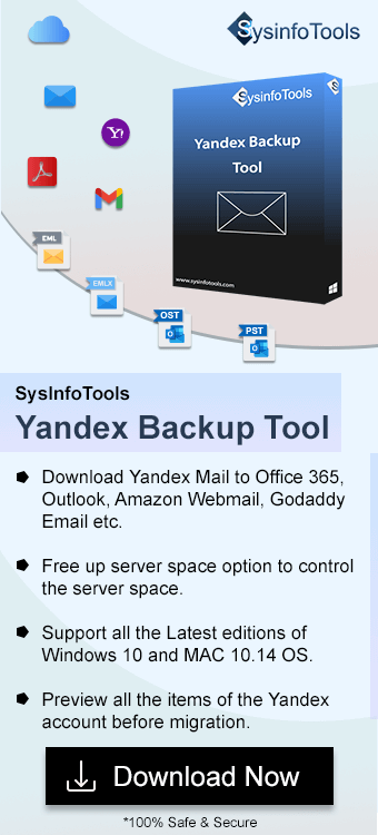 Yandex Backup Tool