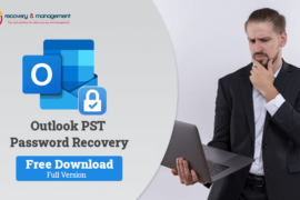 Download Outlook PST Password Recovery Free Full Version
